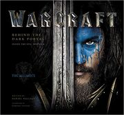 Warcraft Behind the Dark Portal art book cover from Amazon.jpg
