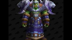 The Ten Storms - Shaman T2 Tier 2 - World of Warcraft Classic Vanilla