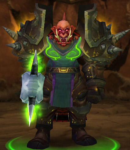 Overlord Mor'ghor