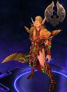Tyrande Blood Elf 1