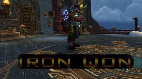 Eonar-MoP Blackhand Throne of Thunder Iron Qon 10 hm