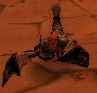 Venomlash Scorpid