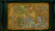 BlizzCon Legion Suramar map