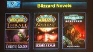 Xlarge blizzard novels