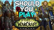 "World Of Warcraft Legion Review ""Is It Worth Playing?"""