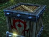 Sea Dog Crate