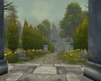 Uthers Tomb Path