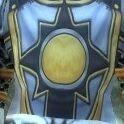 Argent Crusader's Tabard cutout