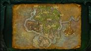 BlizzCon Legion - Azsuna map