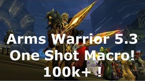 Useful macros for warriors