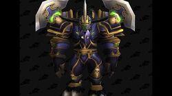 Battlegear of Wrath - Warrior T2 Tier 2 - World of Warcraft Classic Vanilla