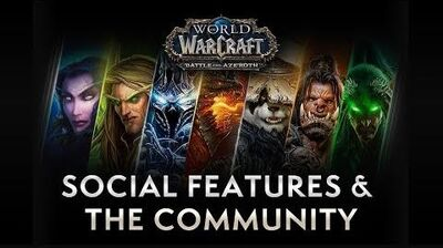 Social Features & the Community - New & Returning Player Guides by Bellular