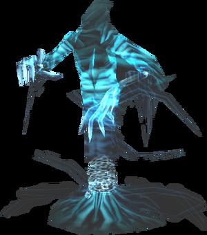 A wraith