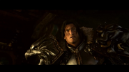 Legion cinematic Varian and the gunship scene 27