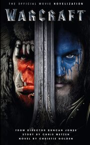 Warcraft-Official Novelization-cover-from Amazon.jpg