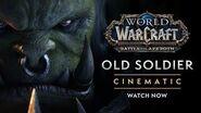 "Cinematic ""Old Soldier"" (EU)"