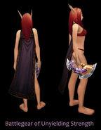 Unyielding Blood Elf Female