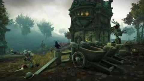 World of Warcraft Battle for Azeroth — Drustvar