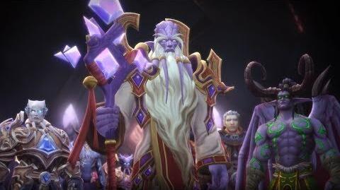 World of Warcraft Legion – Shadows of Argus Trailer