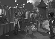WoW RPG Darkmoon Faire by chriss2d