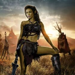 Warcraft movie characters