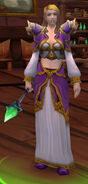 Jaina Proudmoore old model