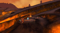 Magni's Encampment in Silithus the Wound.jpg