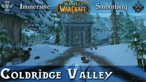 Coldridge Valley Questline No Commentary ASRM 4K UHD