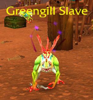Greengil Slave
