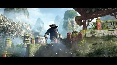 World of Warcraft Mists of Pandaria Cinematic Trailer