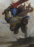 Draenei warrior
