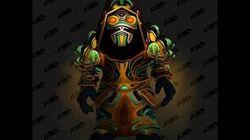 Plagueheart Raiment - Warlock T3 Tier 3 - World of Warcraft Classic VanillaT