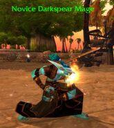 (Echo Isles) Novice Darkspear Mage 2