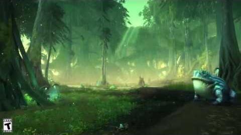 World of Warcraft Battle for Azeroth — Nazmir