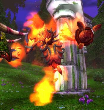 Blazebound Elemental