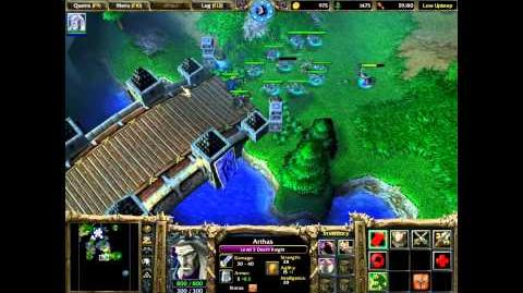 Let's Play Warcraft III Reign of Chaos Into the Realm Eternal