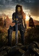 Warcraft Textless Character Poster 08