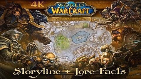 New Tinkertown Storyline + Lore Fun Facts in World of Warcraft 4K