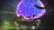 Legion attacks Suramar City