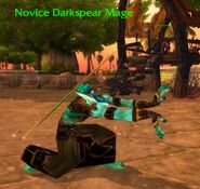 (Echo Isles) Novice Darkspear Mage 1
