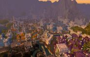 Stormwind aerial view