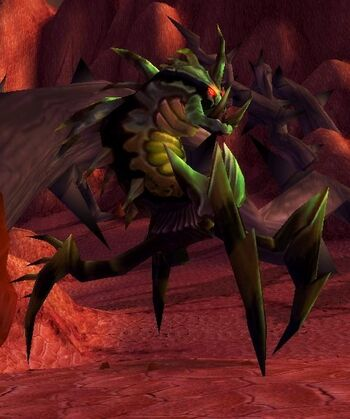 Quillfang Ravager