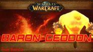 Docken's Pro Boss Strats, Baron Geddon