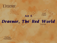 Warcraft II Beyond the Dark Portal - Act II (Draenor, The Red World).png