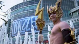 BlizzCon 2018 Virtual Ticket - Elite Cosplay Meet the Judges