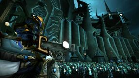 War against the Lich King