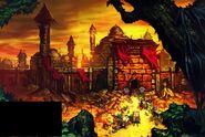 Ruins of Lordaeron Comic