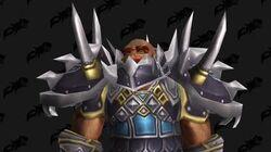Battlegear of Might - Warrior T1 Tier 1 - World of Warcraft Classic Vanilla