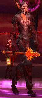Crimson Hand Centurion