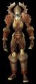 Forsaken female wearing Champion's Battlegear